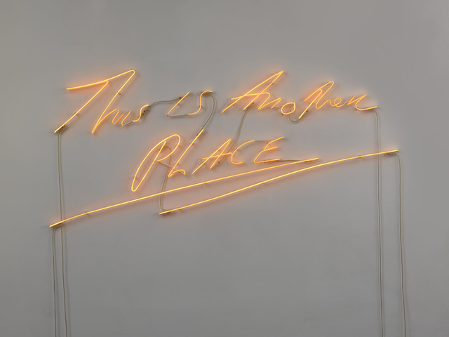 , 'This is another place,' 2007, Opera Gallery