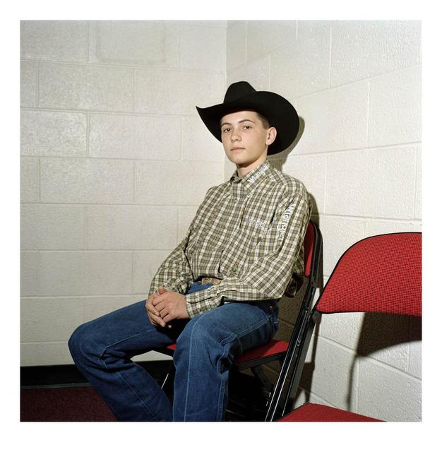 , 'Young Rider,' 2008, CCA Wattis Institute For Contemporary Arts