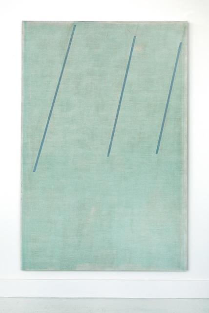 , 'Ultramarine Ash,' 2016, Galerie Nordenhake