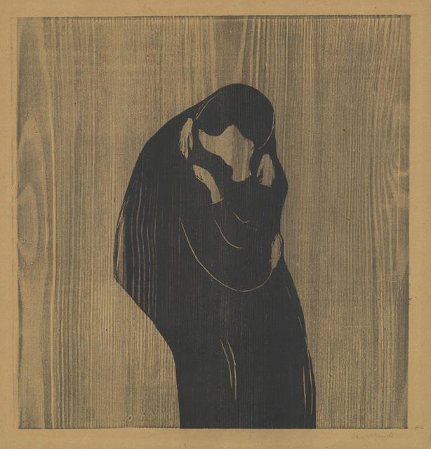 , 'The Kiss IV,' 1902, Museo Thyssen-Bornemisza