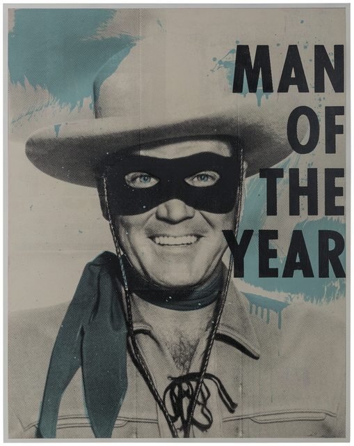Dave Laro, 'Man of the Year', 2018, West Branch Gallery