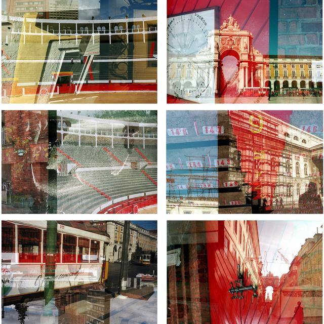 , 'Double exposure: Lisboa - Bogotá,' , Moisés Pérez De Albéniz