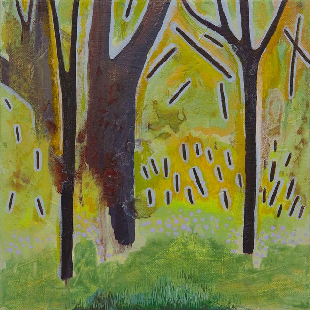 , 'Three Trees,' 2017, Freight + Volume