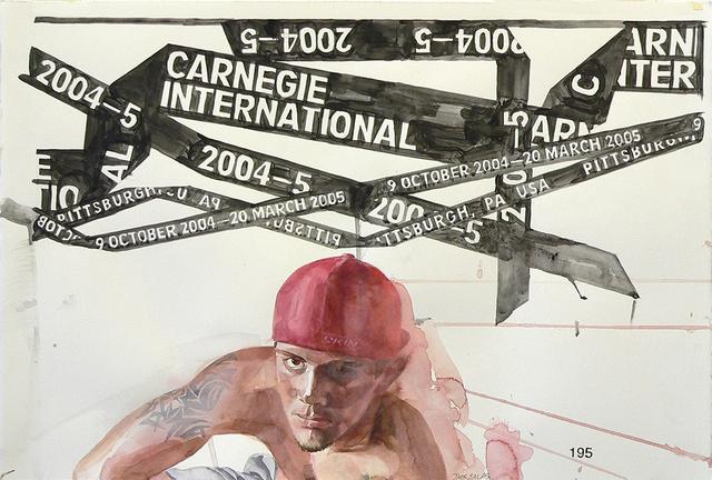 Jack Balas, 'Carnegie International (#195)', 2006, ClampArt
