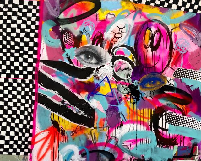 Solczy, 'FINISH LINE', 2019, Marcel Katz Art