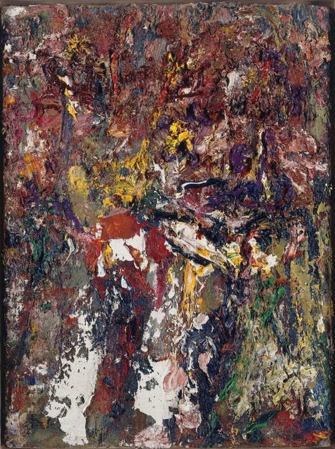 ", '""Ides de mars-iris"",' 1992, Michael Werner Gallery"