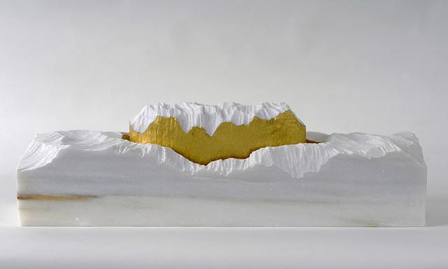 , 'Áureo IX,' 2016, Galería BAT Alberto Cornejo