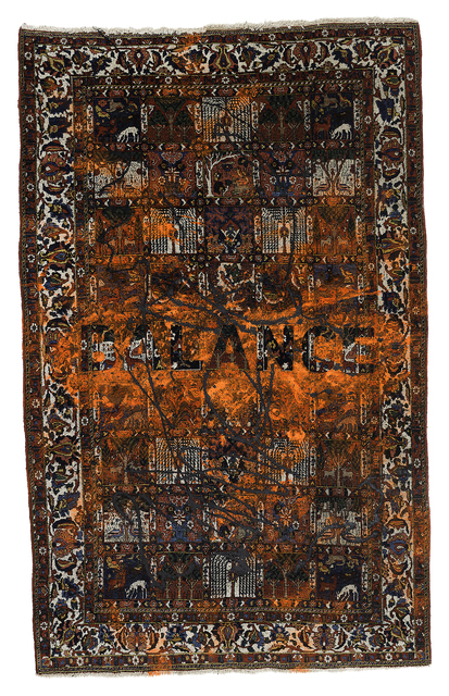 Holger Schmidhuber, 'Balance (Carpets of the Forgotten)', 2017, Simard Bilodeau Contemporary