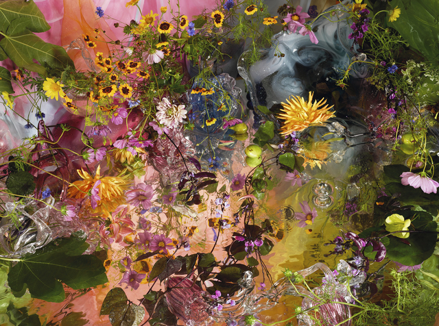 , 'Wenn dir's in Kopf und Herzen schwirrt,' 2016, Galerie Jordanow