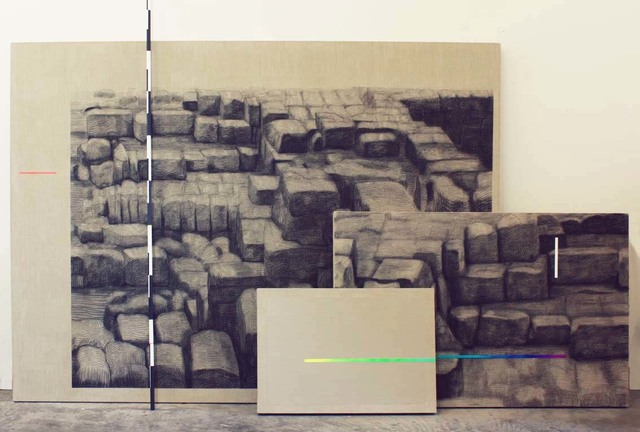 , 'DANDO SENTIDO AL TIEMPO,' 2013, Galería Quetzalli