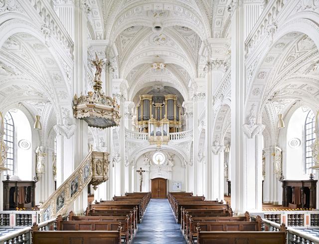 , 'Dominikanerkirche Sankt Andreas Düsseldorf II 2011,' 2011, Sean Kelly Gallery