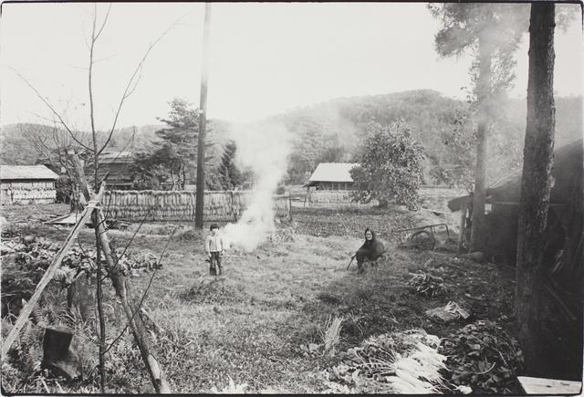 , 'After Harvest, Sawauchi, Iwate (To the Villages series),' 1973, MIYAKO YOSHINAGA
