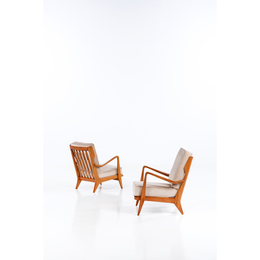 Model 516; Pair Of Chairs