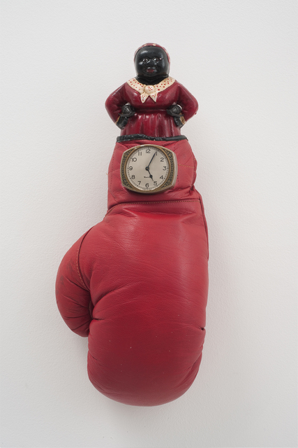 , 'Sock it to Em',' 2011, Fondazione Prada