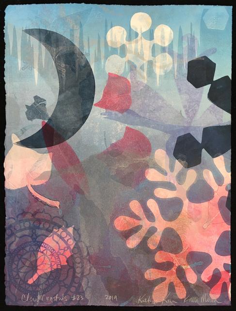 , 'Cloud Crystal 23,' 2019, Mark Moore Fine Art