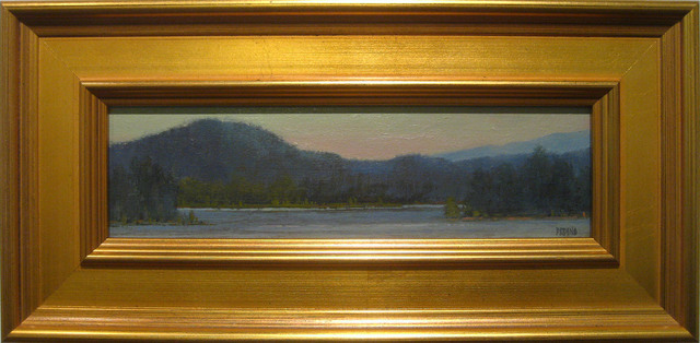 , 'Lake Placid, Mirror Lake,' 2013, BoxHeart