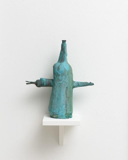 , 'Carrot bullet,' 2018, Sies + Höke