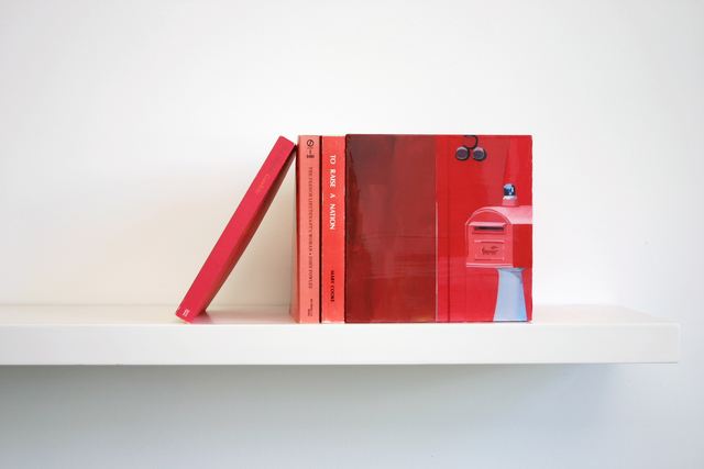 , 'Bookend Set 5,' 2014, Margaret Thatcher Projects