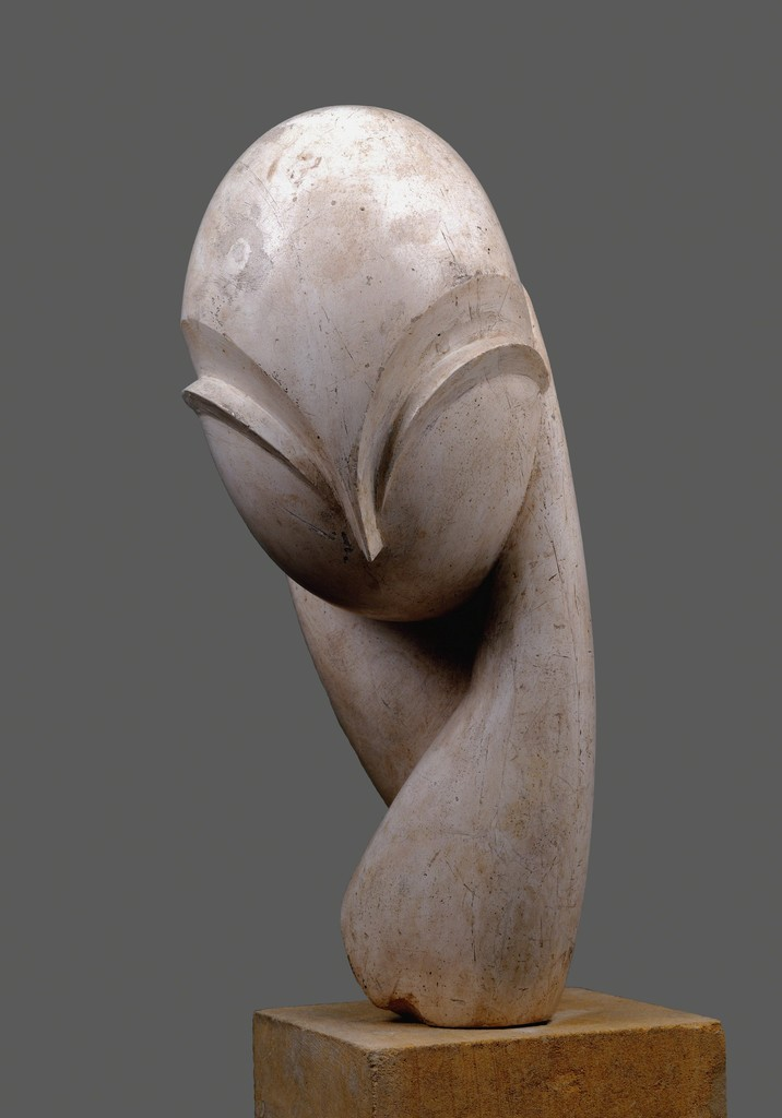 Constantin Brancusi, 'Mlle. Pogany,' 1912-1913, ARS/Art Resource