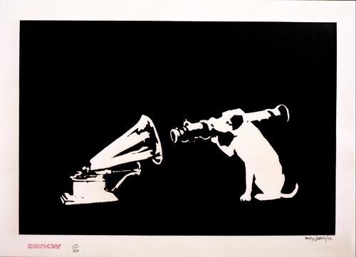 Banksy, 'HMV (Unsigned)', 2003, Prescription Art