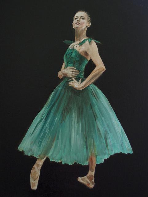 , 'Emeralds III,' 2013, BoxHeart