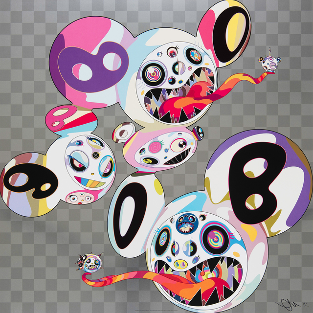 Takashi Murakami, 'This World and the World beyond', 2013, Galerie Raphael