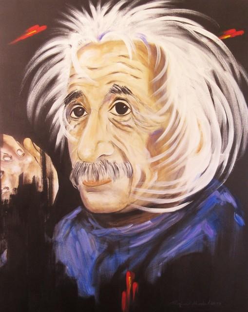 Regina Merta, 'Room-Time-Albert Einstein', 2017, the gallery STEINER