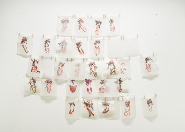 , 'Ivie,' 2017, Tyburn Gallery