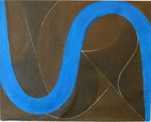 Fritz Bultman, 'Dark Wave II', 1977, Octavia Art Gallery
