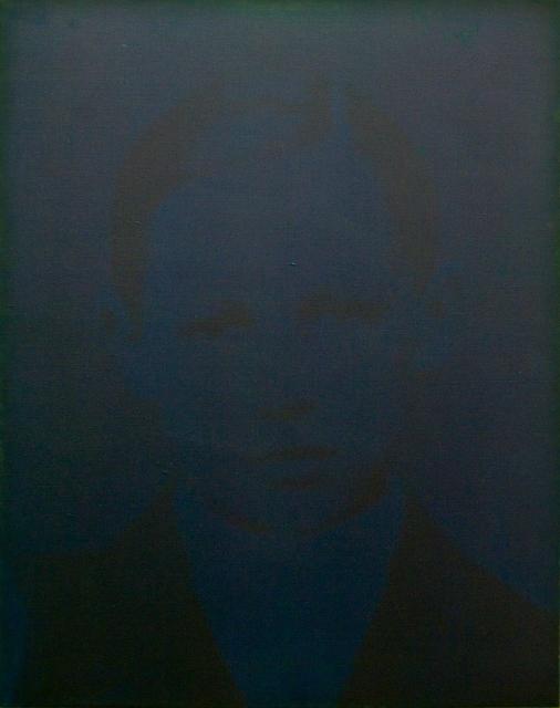 Gottfried Helnwein, 'Fire - Arthur Rimbaud', 1994, Collectors Contemporary