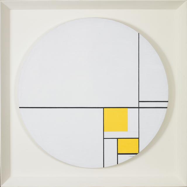 , 'Pale Tondo,' 1961, Vallarino Fine Art