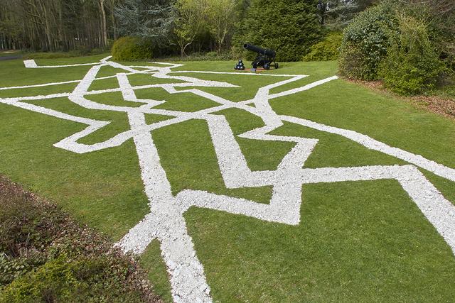 , 'Movement Field,' 2016, Cass Sculpture Foundation