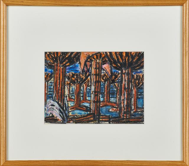 Jan Murray, 'Sketch for Graces I', 1983, Rago