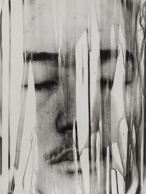 , 'Remained Face 留出的脸,' 2000, ShanghART