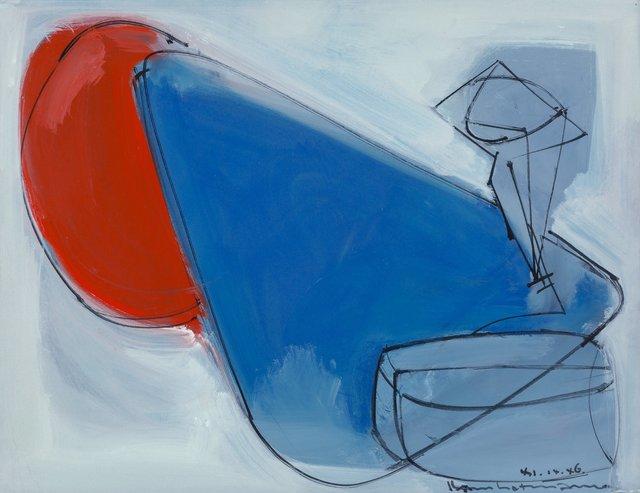 Hans Hofmann, 'Untitled', 1946, Heritage Auctions