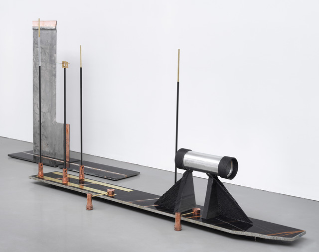 , 'Public Hybrid (New Infrastructures 3,  version B),' 2018, Galerie Fons Welters