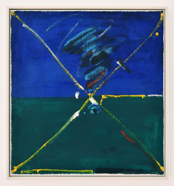 Allen Maddox, 'Untitled', 1989, Painting, Oil on canvas, Gow Langsford Gallery