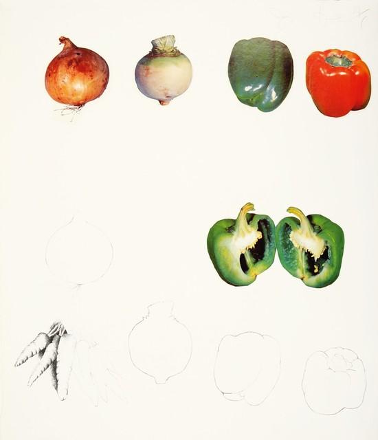 Jim Dine, 'Jim Dine, Vegetables, 1970', 1970, Shapero Modern
