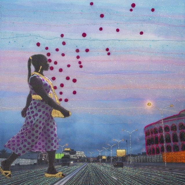 , 'I never walk alone, Series Alba'hian,' 2019, Gallery 1957