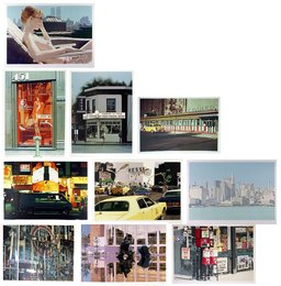 Various Artists, 'The Cityscapes Portfolio,' 1981, Heritage Auctions: Holiday Prints & Multiples Sale