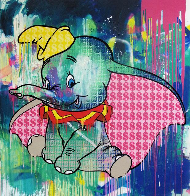 , 'Dumbo Dollars,' , The Drang Gallery