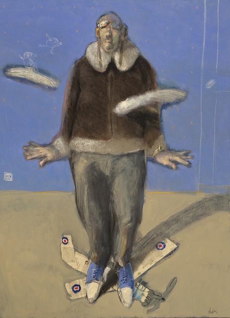 , 'Long courrier,' , Hugo Galerie
