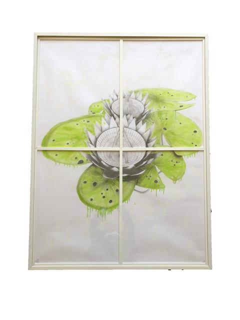 Ludo, 'Nymphéas', 2012, We Art Partners