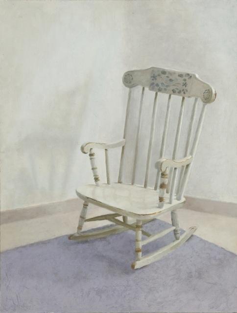 , 'Childhood rocking chair,' 2013, Rosenbach Contemporary