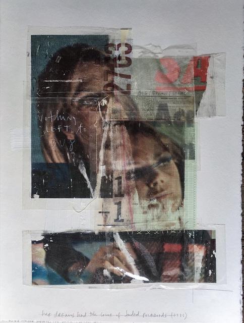 , 'Faded Polaroids,' 2017, Art Bastion Gallery