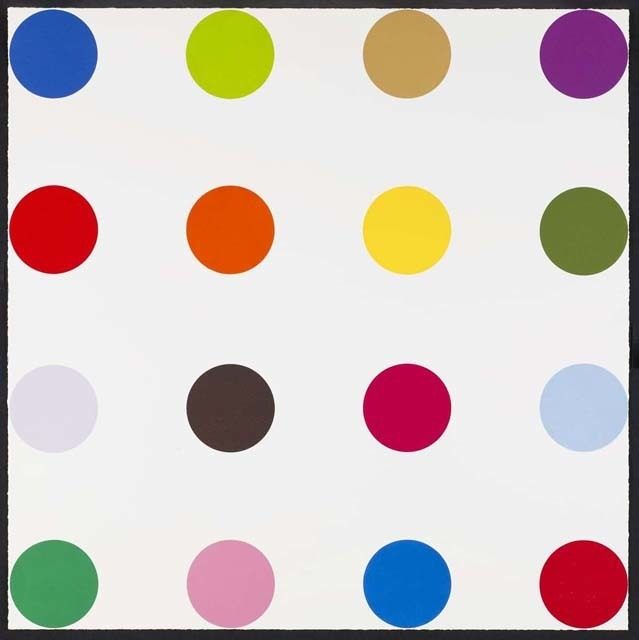 Damien Hirst, 'Cocarboxylase', 2010, Galerie Maximillian