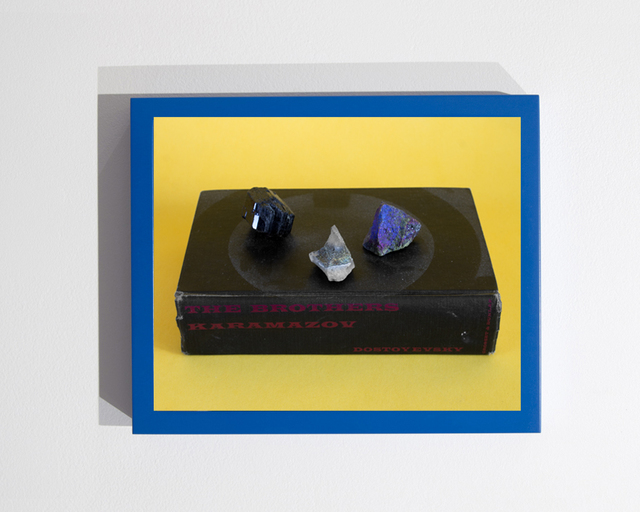 , 'Karamazov's crystals (even the wicked) Monitor's dust ring (are more naive and simple hearted),' 2018, Wil Aballe Art Projects | WAAP