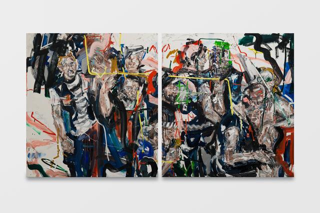 , 'Contraflow,' 2018, V1 Gallery