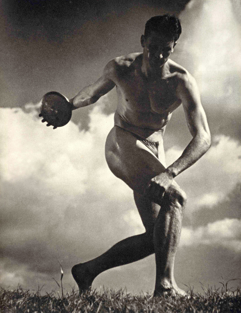 , 'The Discus Thrower,' 1936, Atlas Gallery