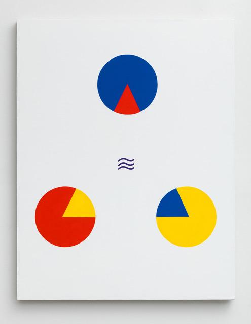 , 'Untitled (4pr3st4),' 2016, Meessen De Clercq